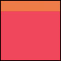 Neon Flare/OrangeWedge