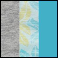Capri/Grey/Floral