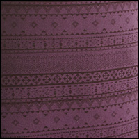 Dusty Purple Jacquard