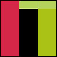 Pink/Lime/Black