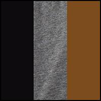 Black/Brown/Grey