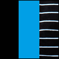 Black/Blue/Stripe