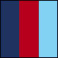 Blue/Navy/Red