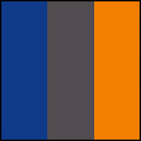 Orange/Grey/Blue