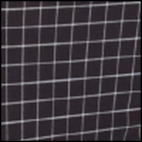 Black Graph Print
