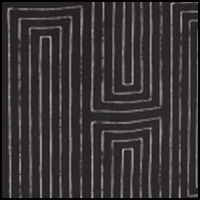 Black Stripe Geo