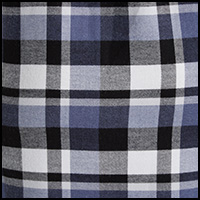 Blue Stone Plaid