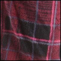 Cranberry Plaid