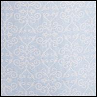 Blue w/ White Geo