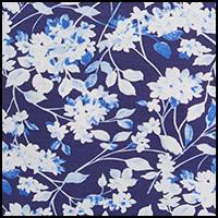 Blue Multi Floral