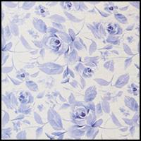 Blue Rose Floral