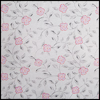 Multi Floral Scroll