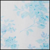 White Ground Floral