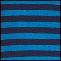 Navy Double Stripe