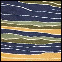 Navy Mountain Stripe
