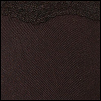 Black W/ Black Lace