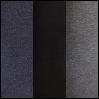 Black/Flannel/Navy