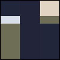 Khaki/Blue/Blue