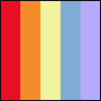 Red/Orang/Yel/Blu/Purp