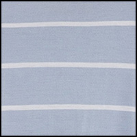Dreamy Blue Stripe