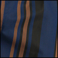 Toffee Blue Stripes
