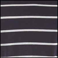 white blue stripe