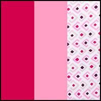 Pink/Fuschia/Stripe
