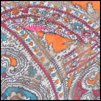 Pretty Paisley-Multi