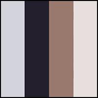 Ivory/Twig/Navy/Steel