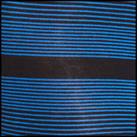 Electric Blue/Stripe