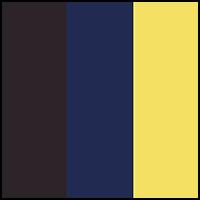Navy/Blue/Yellow