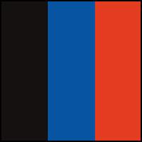 Orange/Black/Electric