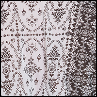 Black Ivory Print