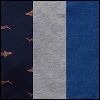 Estate Blue/Sea/Grey