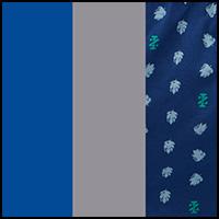 Monaco/Blue/Grey