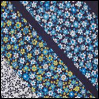 Diagonal Floral