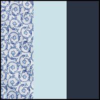 Blue/IndigoScroll/Blue