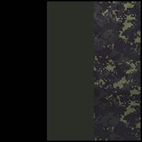 Black/Camo Green/deep