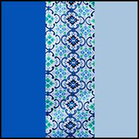 Blue/Tile/Royal
