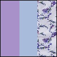 Blue/Whimsy/Lavender