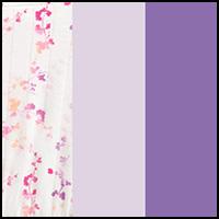 Bloom/Silver/Violet