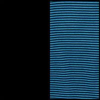 Black/Suitable Stripe