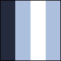 Icy Blue/Night Navy