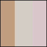 Ivory/Sand/Pink Pearl
