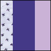 Lilac/Bud Print/Violet