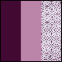 Mauve/Dotted Tile/Plum