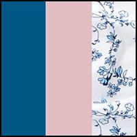 Mauve/WhimsyBlue/Teal