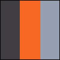 Onyx/Orange/Blue