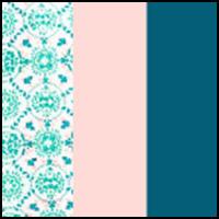 Pink/Medallion/Arctic