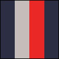 Red/Navy/Grey